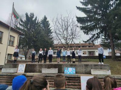 В памет на Апостола - ОУ Христо Ботев - Глогово